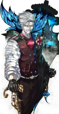 James Moriarty【Fate/Grand Order】 James Moriarty, Fate Anime Series, Fantasy Monster, Fate Zero, Fate Stay Night, All Anime, Character Design, Batman, Type Moon
