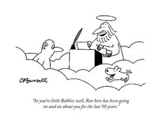 Dogs New Yorker Cartoons, Wall Art and Home Décor at Art.com