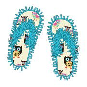 owl yours spa slippers lazyone.com