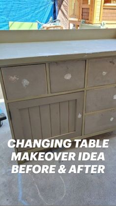 Furniture Repair, Diy Furniture Projects, Repurposed Furniture, Furniture Makeover, Home Projects, Painted Furniture, Diy Home Crafts, Diy Home Decor, Creations