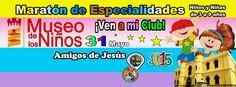 Maratón de Especialidades. Aventureros, Catores y Corderitos. Central San José.