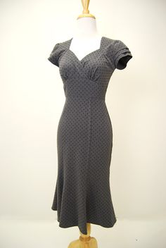 1940's inspired bridesmaid dresses.. this would be pretty in the color of your choice