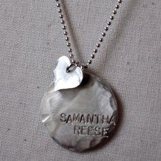 Q handmade necklaces