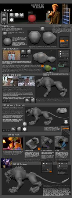 I'll be making sure that I use correct anatomy through the help of useful tutorials I find amongst the internet.