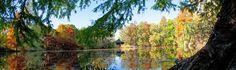 Lake House at San Antonio Botanical Garden