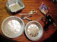 mexican art for kids - - Image Search Results Aluminum Can Crafts, Metal Crafts, Mexican Crafts, Mexican Art, Fun Crafts, Crafts For Kids, Arts And Crafts, Plate Art, Pie Plate