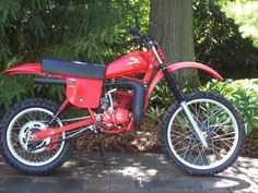1979 Honda CR125 Elsinore