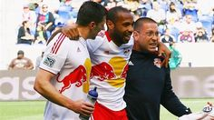 NEW YORK'S HENRY OUT FOR A MONTH