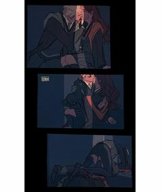 Draco And Hermione, Draco Harry Potter, Harry Potter Ships, Harry Potter Anime, Harry Potter World, Harry Potter Memes, Harry Potter Comics, Harry Potter Artwork, Harry Potter Wallpaper