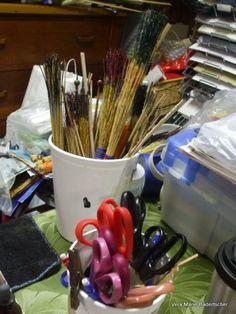 Marbler's tools