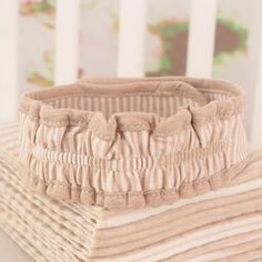 New Arrival Organic Cotton Baby Infant Nappy Changing Fastener Holder Clip Washable Cloth Buckle Elastic Band Diaper Fixed Belt