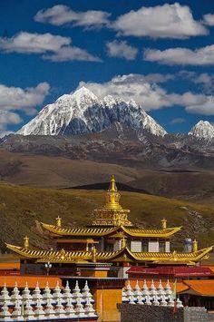 Minya Konka, Tibet