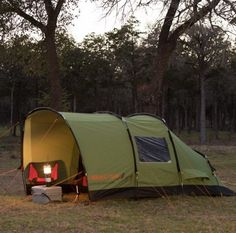 This Tent Blocks Sound, Is Cool in Summer & Warm in Winter:  Crua Outdoors now sells the Thermo Tent under the Crua Loj range, along with all types of other high-tech camping equipment.