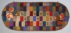Textile Artist Ulla Pohjola Textile Artists, Textiles, Cards, Google, House, Home, Maps, Fabrics, Playing Cards