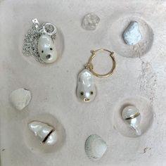Bjørg Jewellery ™ (@bjorgjewellery) • Instagram photos and videos New Beginnings, Pearl Earrings, Pearls, Photo And Video, Face, Jewellery, Color, Instagram, Videos