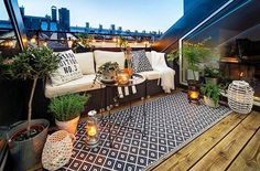 Festinha em Casa! ✨❤️#varanda #terraço #homedecor #inspiração #inspiring #cozy #cosi_home