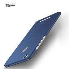MSVII 2 Style Phone Cases For Xiaomi Redmi / 3 S Hard PC Plastic Simple Frosty Cell Back Cover Shell Anti-drop Shockproof ** This is an AliExpress affiliate pin. Item can be found on AliExpress website by clicking the image Cat Collars, Iphone 7, Shells, Plastic, Phone Cases, Simple, Cover, Nice Men, Accessories