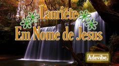 Lauriete   Em Nome de Jesus   PB   Com Letras