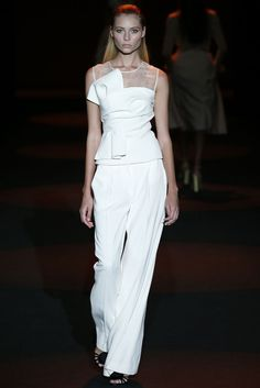 Miguel Palacio - Primavera-verano 2015 - Mercedes Benz Fashion Week Madrid