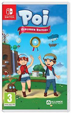 Alliance : Poi - Explorer Edition (Nintendo Switch)