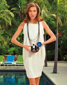 Karlie Kloss Americana Manhasset