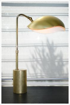 "Jason Koharik, ""Collected by"" Task Lamp, 2012."