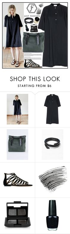 """""""Justfashion.no (10)"""" by gaby-mil ❤ liked on Polyvore featuring Jimmy Choo, Bobbi Brown Cosmetics, NARS Cosmetics, OPI, dress and JustFashion"""