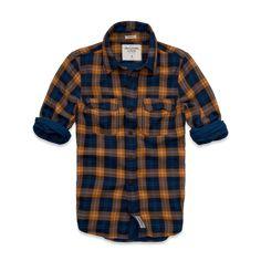 Mens Buell Mountain Shirt
