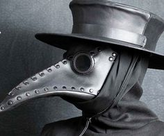 Plague Doctor Mask - http://tiwib.co/plague-doctor-mask/ #Costumes