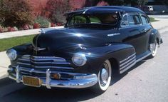 1947 Chevy... From the year Jack was born.