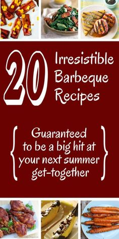 diy home sweet home: 20 Irresistible Barbeque Recipes incl grilled peach salad Barbecue Recipes, Grilling Recipes, Cooking Recipes, Summer Recipes, Great Recipes, Favorite Recipes, Little Lunch, Good Food, Yummy Food