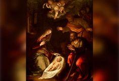 ¡Feliz Navidad! ¡Hoy ha nacido el Salvador!