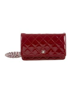 Chanel Glazed Wallet On Chain