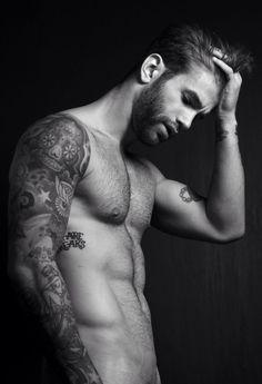Awesome tattoo sleeve.