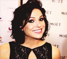 Lana Parrilla is adorable.