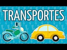 ▶ Canciones infantiles, los transportes - YouTube