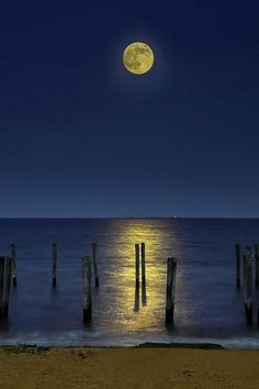 Super Moon Photo By Anatoliy Urbanskiy MOON- i like this picture because it is relaxing and peaceful Moon Shadow, Moon Photos, Moon Pictures, Sombra Lunar, Moon Dance, Shoot The Moon, Good Night Moon, Moon Magic, Beautiful Moon