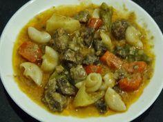 Beef Pork Chicken Stew ~ Goan Recipes n More