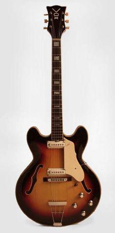 1966 Vox Super Lynx Guitar