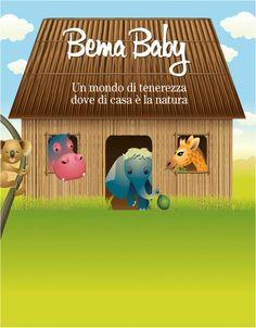 I nostri prodotti speciali per la cura del  tuo bambino Our special products for your baby care