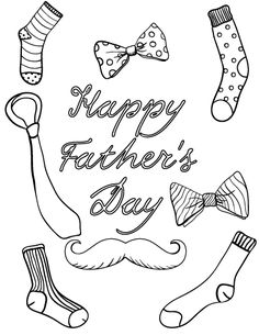 printable happy fathers day coloring page free pdf download at httpcoloringcafe