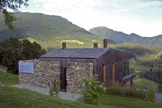 Casa nos Alpes mescla o tradicional e o moderno
