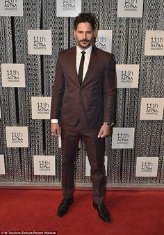 Joe Manganiello @ ASTRA Awards in Sydney 25-07-2013