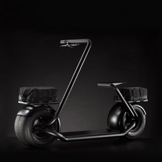 Stator is a self-balancing electric scooter with great specs and style. Powered by a rear-wheel hub-mounted brushless DC motor, the badass scooter has extreme off-the-line torque and can reach speeds up to 20 mph for up to 20 miles per charge. Electric Bicycle, Electric Scooter, Electric Cars, Moped Scooter, Scooter Girl, Bunker, Scooter Storage, Longboard Design, Scooter Custom