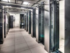 Inside one of CoreSite's existing data centers in Reston, Virginia (Photo…