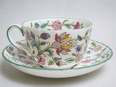 pina | Rakuten Global Market: ミントンハドンホールティーカップソーサーアンティーク Vintage Crockery, Vintage Tea, Tea Cup Set, Tea Cup Saucer, China Tea Sets, Teapots And Cups, My Tea, Tea Accessories, Tea Party