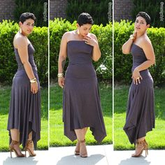 Step by Step VIDEO Tutorial. Great for Beginners and Intermediate Seamstresses. The PDF file attached in the email you will receive after pl. Tight Dresses, Day Dresses, Cute Dresses, Casual Dresses, Prom Dresses, Prom Dress Shopping, Online Dress Shopping, Portfolio Fashion, Classy Outfits