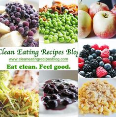 Eat clean and get lean with clean eating recipes blog for recipes, ideas and meal plans -- your free healthy weight loss resource!