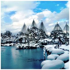 Kenrokuen #ishikawa  #kanazawa #japan