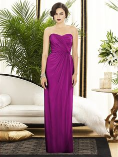 #3 of my 4 Bridesmaid dresses.... Ordered all the dresses in Persian Plum, but let my girls pick their favourite style!